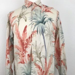 Tommy BAHAMA Relax palm trees. M508-10